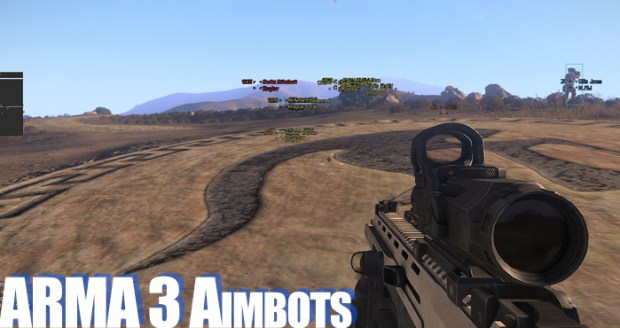 arma 3 aimbots