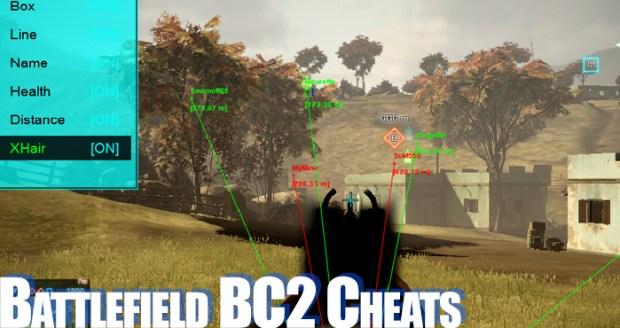 bf bc2 cheats
