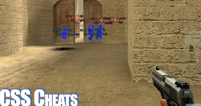 Counter-Strike: Source Aimbots, Hacks or Exploits