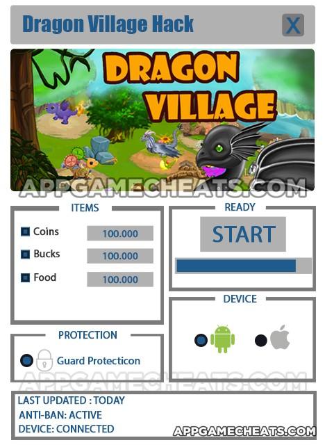 dragon-village-cheats-hack-coins-bucks-food