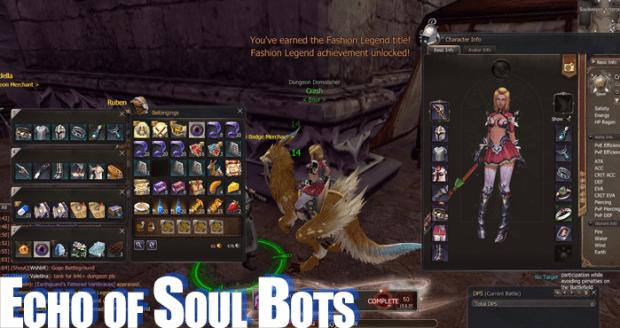 echo of soul bots