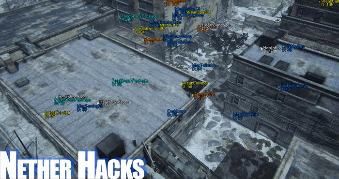 nether hacks
