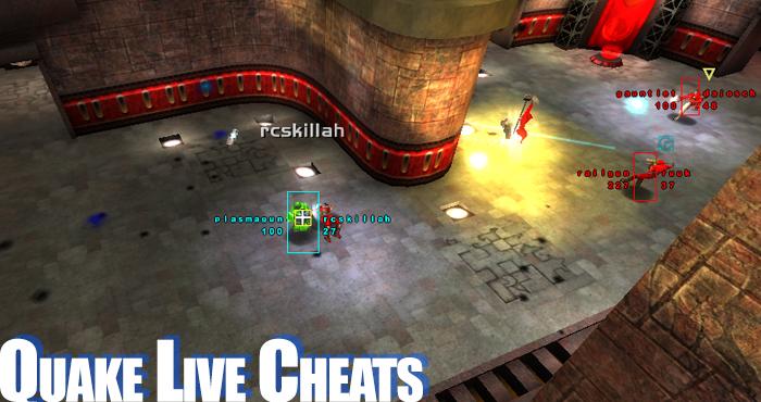 quake live cheats