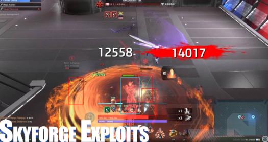 skyforge exploits
