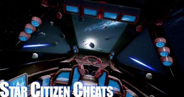 star citizen cheats