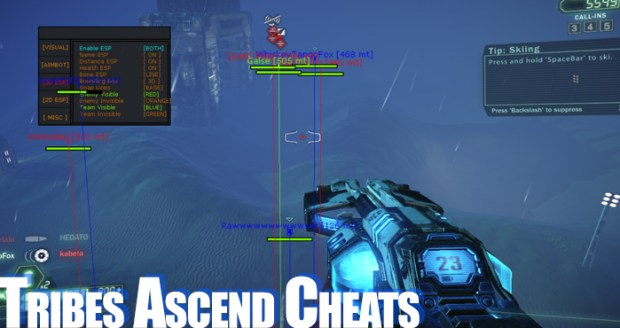 tribes ascend cheats