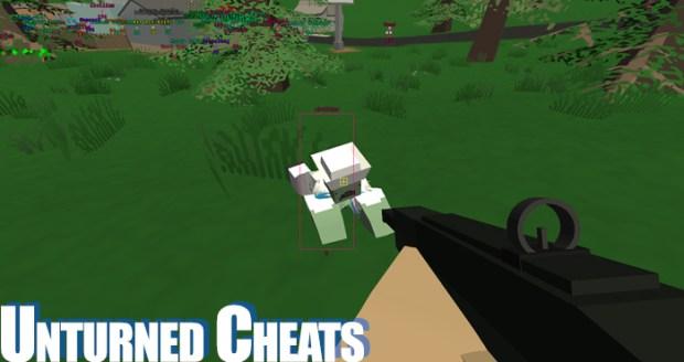 Unturned Cheat