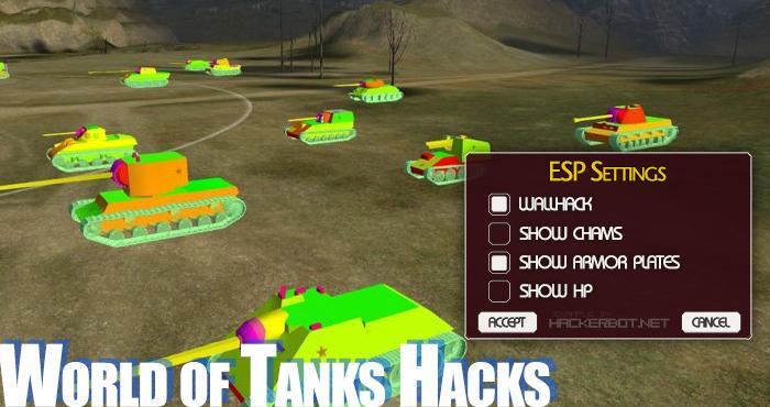 World of Tanks Cheats, WoT Bots and World of Tanks Aimbots and Hacks