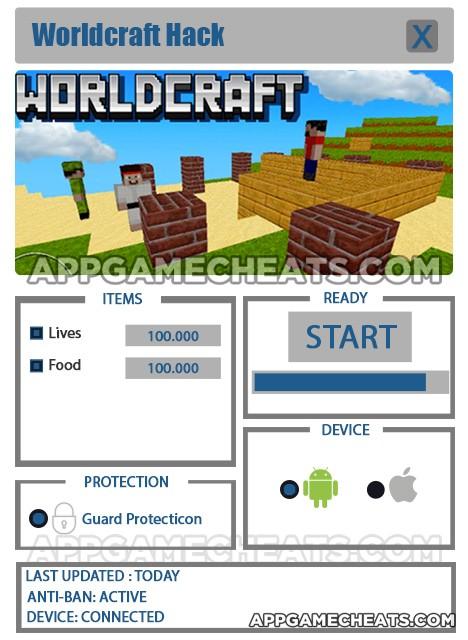 worldcraft-cheats-hack-lives-food