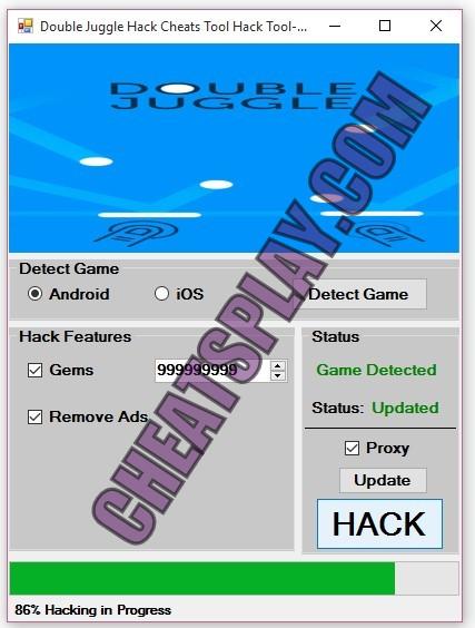 Double Juggle Hack Tool