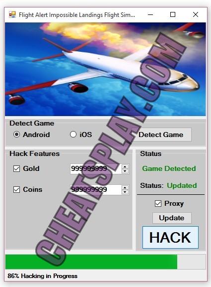 Flight Alert Impossible Landings Flight Simulator Hack Tool