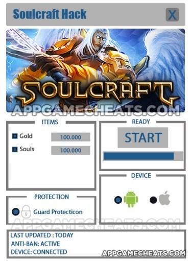 SoulCraft Hack for Gold