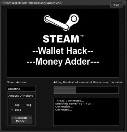 Steam Wallet Hack2