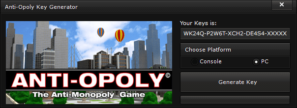 anti opoly key generator free activation code 2015 Anti Opoly Key Generator – FREE Activation Code 2015