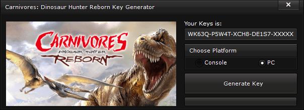 carnivores dinosaur hunter reborn key generator free activation code 2015 Carnivores Dinosaur Hunter Reborn Key Generator – FREE Activation Code 2015