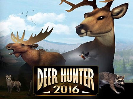 Deer Hunter 2016 Hack iOS Android