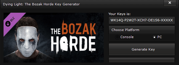 dying light the bozak horde key generator free activation code 2015 Dying Light The Bozak Horde Key Generator – FREE Activation Code 2015