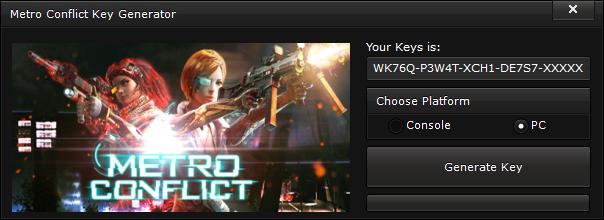 metro conflict key generator free activation code 2015 Metro Conflict Key Generator – FREE Activation Code 2015