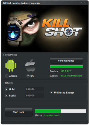 Kill Shot Hack