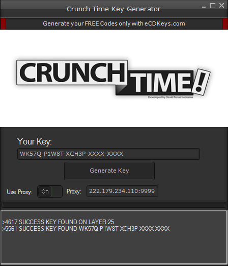 Crunch Time! cd-key
