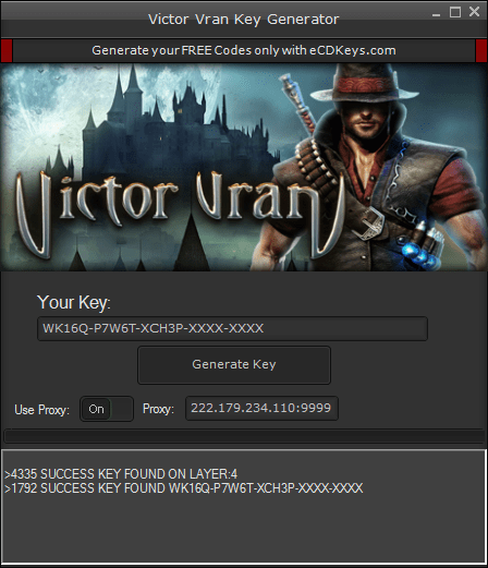 Victor Vran cd-key