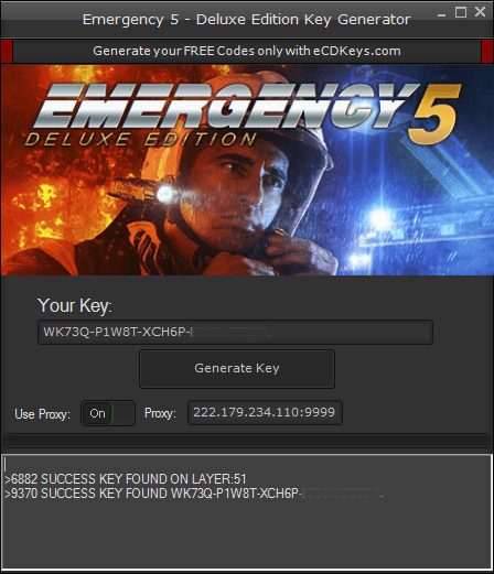 Emergency 5 - Deluxe Edition cd-key