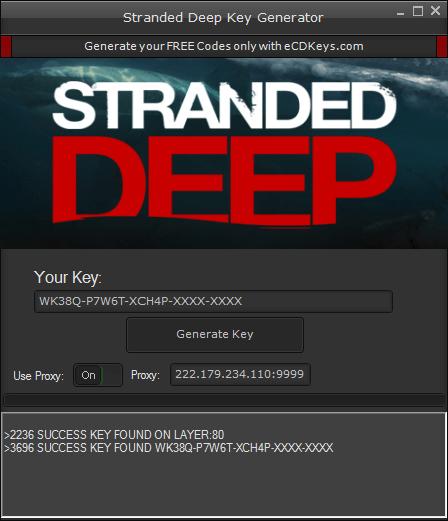 Stranded Deep cd-key