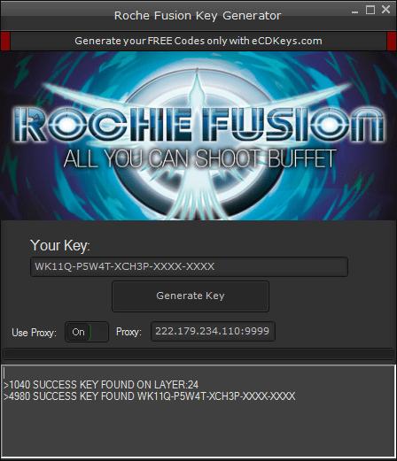 Roche Fusion cd-key