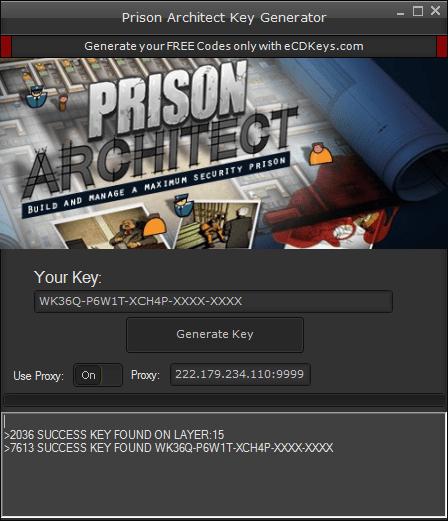 Prison Architect cd-key