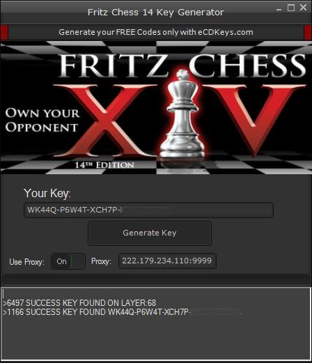 Fritz Chess 14 cd-key