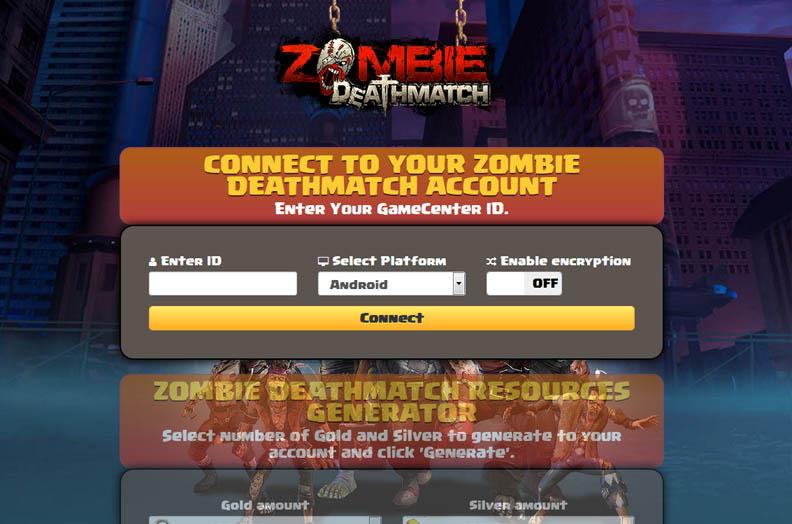 Zombie Deathmatch Hack