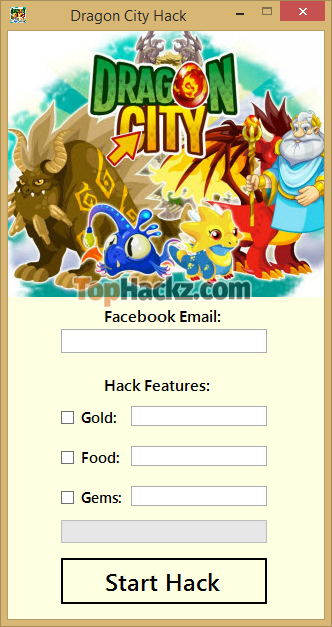 DRAGON CITY HACK – FREE GOLD, FOOD
