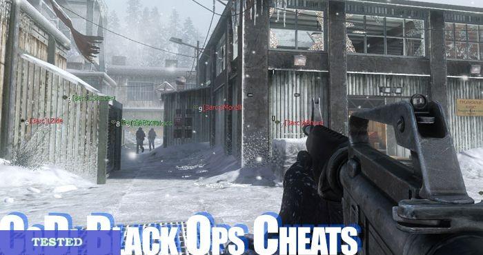 Call of Duty: Black Ops Cheats, Hacks