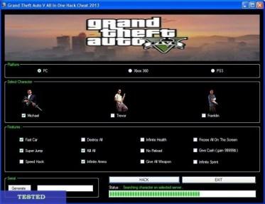 GTA V Online Hack