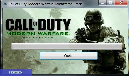 CALL OF DUTY: MODERN WARFARE REMASTERED CRACK