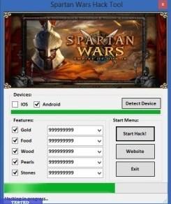 Spartan Wars Empire of Honor Hack