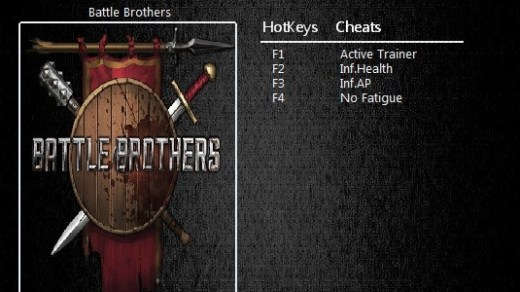 Battle Brothers Trainer