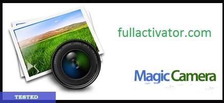 Magic Camera 8.8.5 Crack Plus Keygen