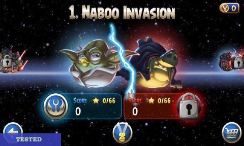Angry Birds Star Wars II 1.9.19 hack