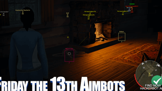 Friday the 13th The Game Hacks, Scripts, Aimbots and Cheats