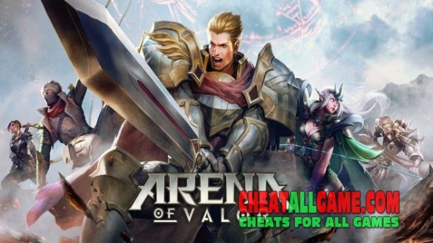 Arena Of Valor Hack 2019, The Best Hack Tool To Get Free Vouchers