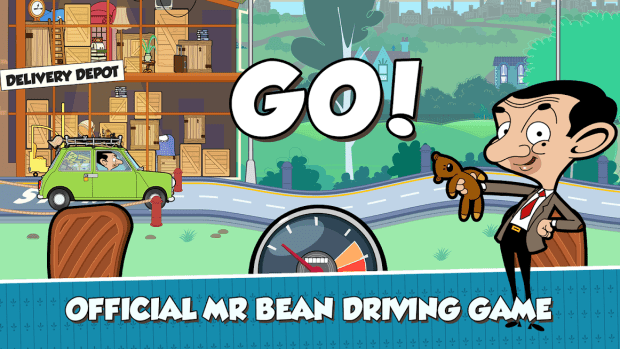 Mr Bean - Special Delivery APK Mod