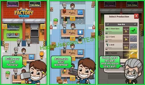 Idle Factory Tycoon 1.89.0 Apk + Mod (Money) for Android ...