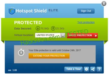 Hotspot Shield Elite Full Crack With Keygen