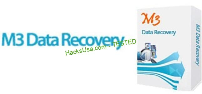 M3 Data Recovery 5.8 Crack With License Key {Win/Mac}