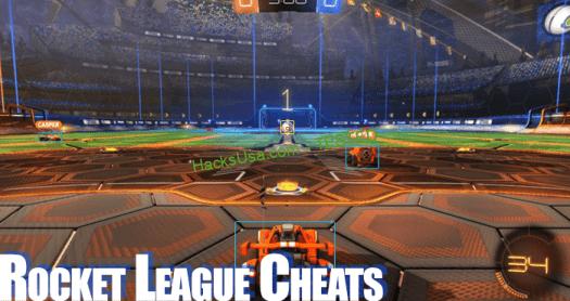 rocket league hacks cheats