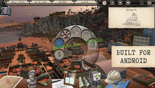 Tropico mobile apk graphics