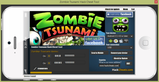 Zombie Tsunami Hack Cheat Tool [coins and gold hack Generator for ...