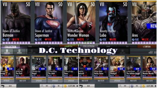 Injustice Gods Among Us Hack Power Credit Add Unlimited Energy