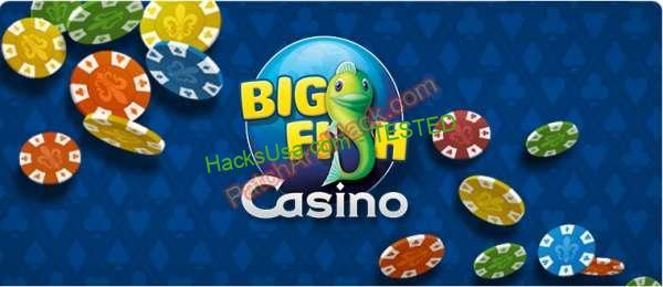 Big Fish Casino Patch and Cheats money